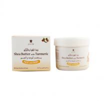 Turmeric and Myrrh 250gm Shea Butter